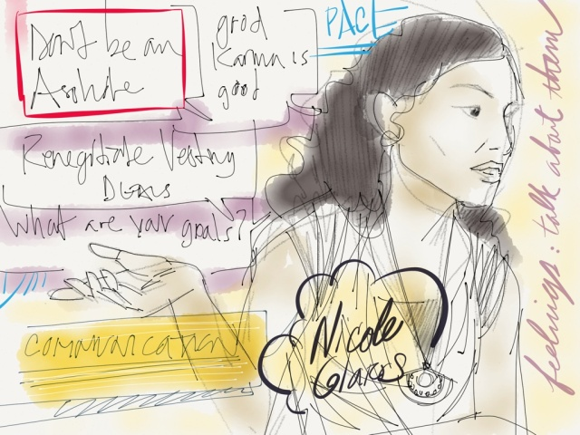 nicole sketch